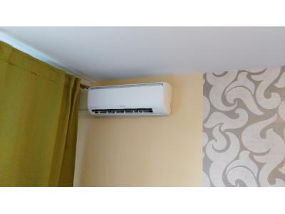 Montáž klimatizácie vo veži Soho Tower